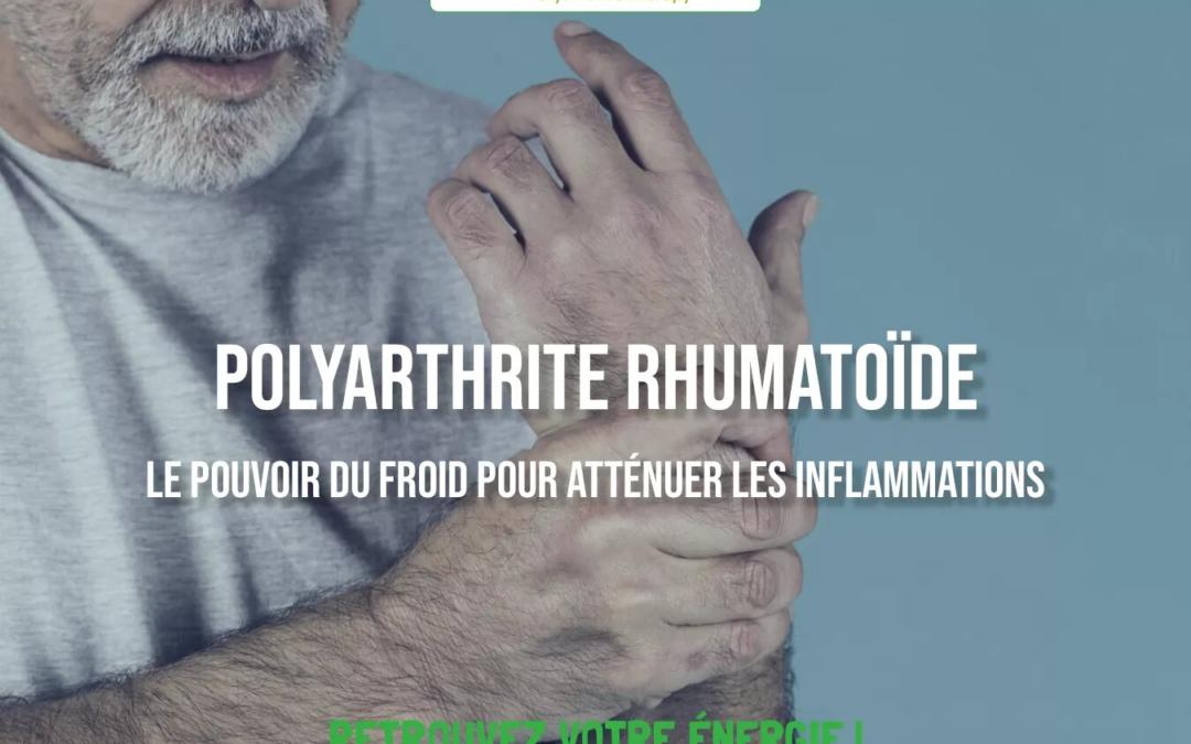 Cryothérapie et polyarthrite rhumatoïde